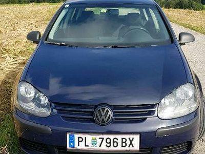 gebraucht VW Golf V 1.9TDI BLS Klein-/ Kompaktwagen