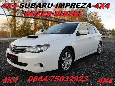 gebraucht Subaru Impreza 2,0D Classic Impreza-Allrad-Climatronic-Tempomat Klein-/ Kompaktwagen