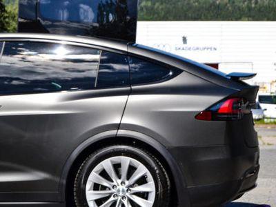 gebraucht Tesla Model X Maximale Reichweite (6Sitzer!)