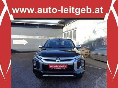 gebraucht Mitsubishi L200 L 200 DK DID 2,2 Diamond schwarz