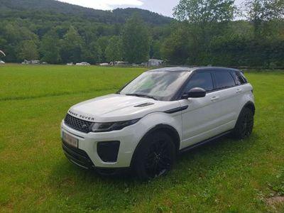 gebraucht Land Rover Range Rover evoque HSE Dynamic SD4 Aut.