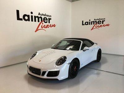 gebraucht Porsche 911 Carrera 4 Cabriolet GTS II (991)