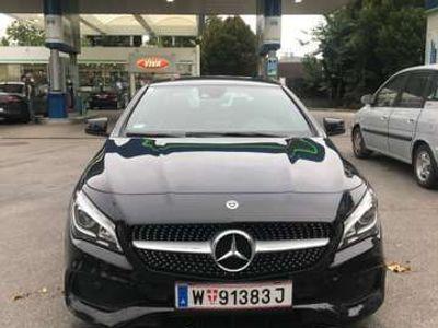 gebraucht Mercedes CLA220 4MATIC Aut.