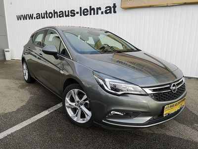 gebraucht Opel Astra 0 Turbo Ecotec Direct Injection Innovat... Limousine,