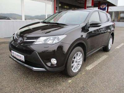 gebraucht Toyota RAV4 2,0 D-4D Elegance Design 4WD