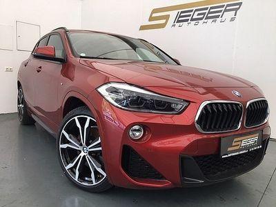 gebraucht BMW X2 sDrive20i M Sport Aut. SUV / Geländewagen,