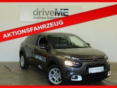 gebraucht Citroën C4 Cactus PureTech 110 S&S Manuell Shine Limousine,