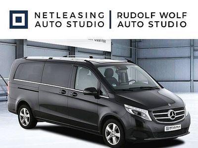 gebraucht Mercedes V250 V-Klassed XL Extralang Avantgarde+8Sz+ILS+Kam+Navi Autom./LED, 190 PS, 5 Türen, Automatik