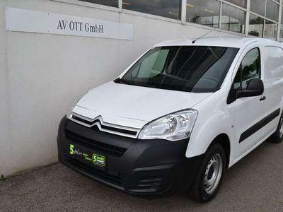 gebraucht Citroën Berlingo Kasten1.6 BHDi//8.325,-+20%Mwst. Komfort-
