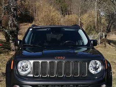gebraucht Jeep Renegade SUV / Geländewagen