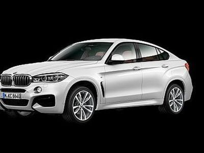 gebraucht BMW X6 xDrive40d M-Sport, LED, Head-Up, 20 Zoll, NL-60%