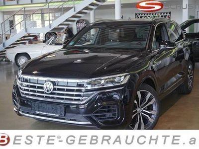 gebraucht VW Touareg TDI 3.0 V6 4Motion Tiptronic R-Line AHK AC