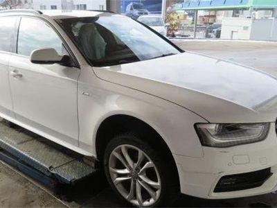 brugt Audi A4 Avant 2,0 TDI quattro Sport S-line,Panoramschiebe