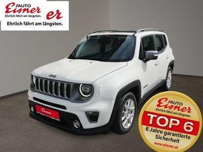 gebraucht Jeep Renegade Limited 1,0 120 FWD