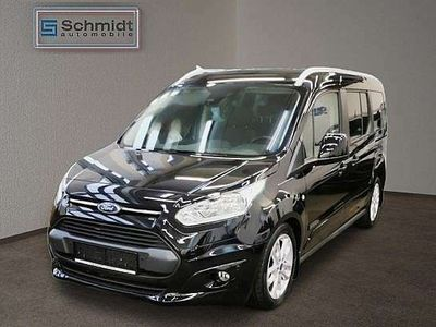 gebraucht Ford Tourneo Connect Grand120 PS, 5 Türen, Automatik