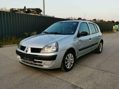 gebraucht Renault Clio Storia 1,2 Klima