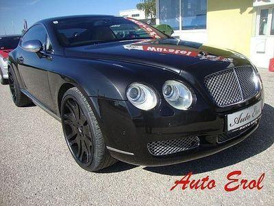 gebraucht Bentley Continental GT Sportwagen / Coupé