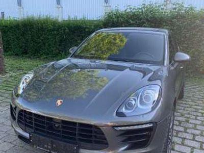 gebraucht Porsche Macan S 3,0 21 Zoll Räder