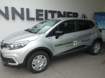 used Renault Captur Limited Energy TCe 90