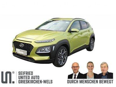 gebraucht Hyundai Kona 1,6 GDI Hybrid Level 3 Plus DCT Aut.