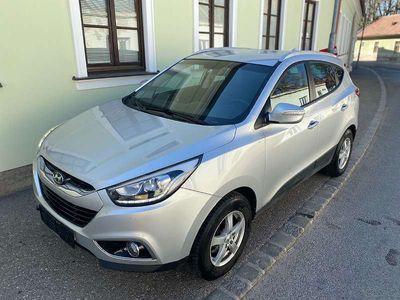 gebraucht Hyundai ix35 2,0 CRDi Premium AWD SUV / Geländewagen