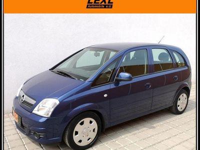 gebraucht Opel Meriva 1,7 Edition CDTI