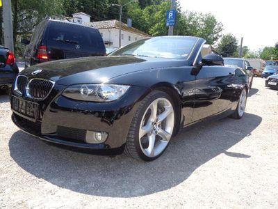 gebraucht BMW 330 Cabriolet 3er-Reihe Cabrio (E93) AUTOMATIK XENON NAV