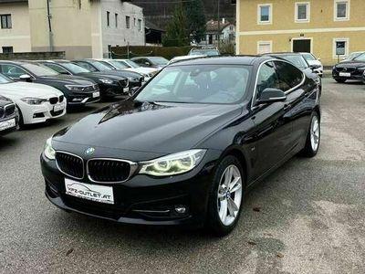 gebraucht BMW 318 Gran Turismo 3er-Reihe(F34) Luxury Line*Top-Preis*