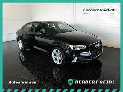 gebraucht Audi A3 Sportback A3 Lim. 2,0 TDI sport *VIRTUELLES COCKPIT*, sport, 150 PS, 4 Türen, Schaltgetriebe