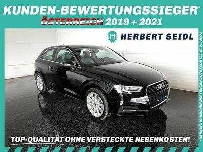 gebraucht Audi A3 Sportback A3 2,0 quattro TDI S-tronic intense *LED / NAVI / KEYLESS*, 184 PS, 3 Türen, Automatik
