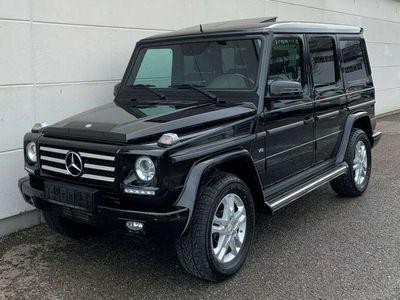 gebraucht Mercedes G500 G-Klasseauch andere kurzfristig verfügbar SUV / Geländewagen