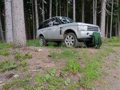 gebraucht Land Rover Range Rover 3,0 Td6 SE
