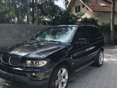 gebraucht BMW X5 3,0 d SUV / Geländewagen,