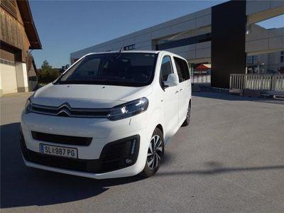 gebraucht Citroën Spacetourer BlueHDI 180 S&S EAT6 M Shine Kombi / Family Van,