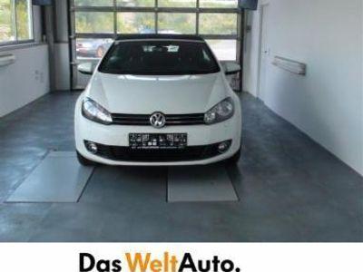 gebraucht VW Golf Cabriolet BMT 1,6 TDI DPF