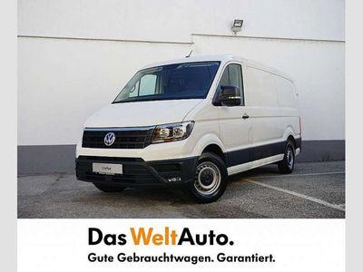 gebraucht VW Crafter 30 Kastenwagen Entry L3H2 TDI