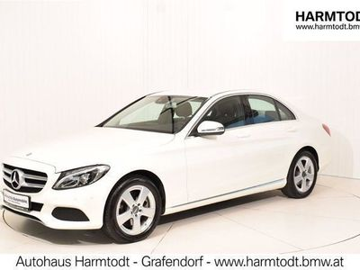 used Mercedes C250 C-Klassed 4MATIC Avantgarde Aut. Limousine,