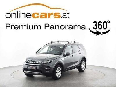 gebraucht Land Rover Discovery Sport 2.0 4WD HSE Aut., LEDER XENON AHK LEDER SITZHZG X