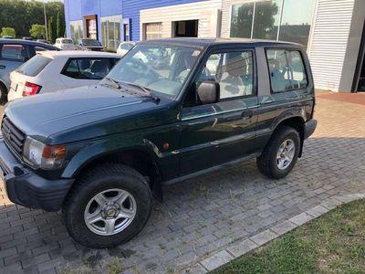 used Mitsubishi Pajero MT 2,5 GLX TD