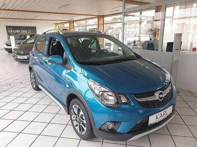gebraucht Opel Karl 1,0 Ecotec Rocks Start/Stop Limousine