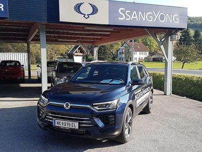 gebraucht Ssangyong Korando Premium 1,6 4WD SUV / Geländewagen