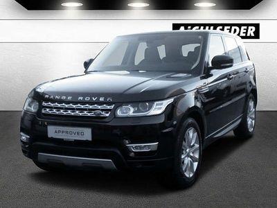 gebraucht Land Rover Range Rover Sport 3,0SDV6 HSE Leder/Xenon/20 Zoll
