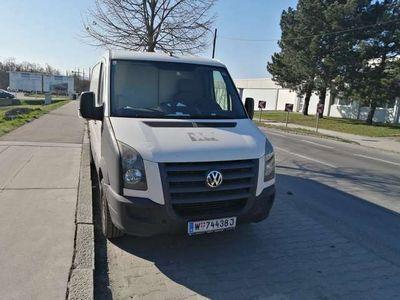 gebraucht VW Crafter 30 Kombi 3-3-3 KR TDI