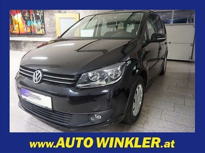 brugt VW Touran Trendline 1,6TDI Klimatronic/Bluetooth/PDC