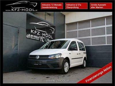 gebraucht VW Caddy Kombi Conceptline 2,0 TDI
