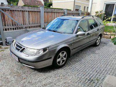 gebraucht Saab 9-5 Sport-Kombi 2.3E Kombi / Family Van