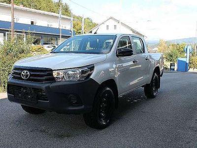 gebraucht Toyota HiLux DK Country 4x4 2,4 D-4D