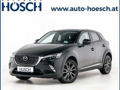 gebraucht Mazda CX-3 AWD CD105 Revolution SUV / Geländewagen,
