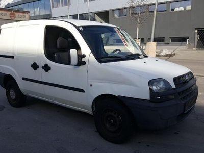 gebraucht Fiat Doblò 1,3 16V JTD Multijet Active