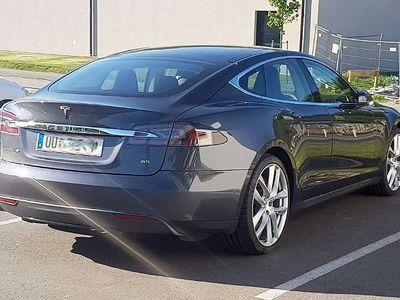 gebraucht Tesla Model S 85 mit Autopilot, Pano, ... Limousine